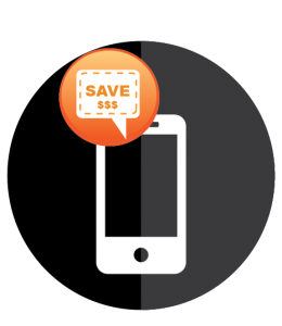 Mobile Coupon Services from Goldmine Dezine